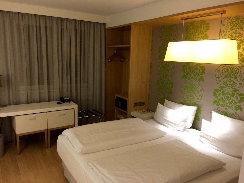 Nuestra habitación en Berlín