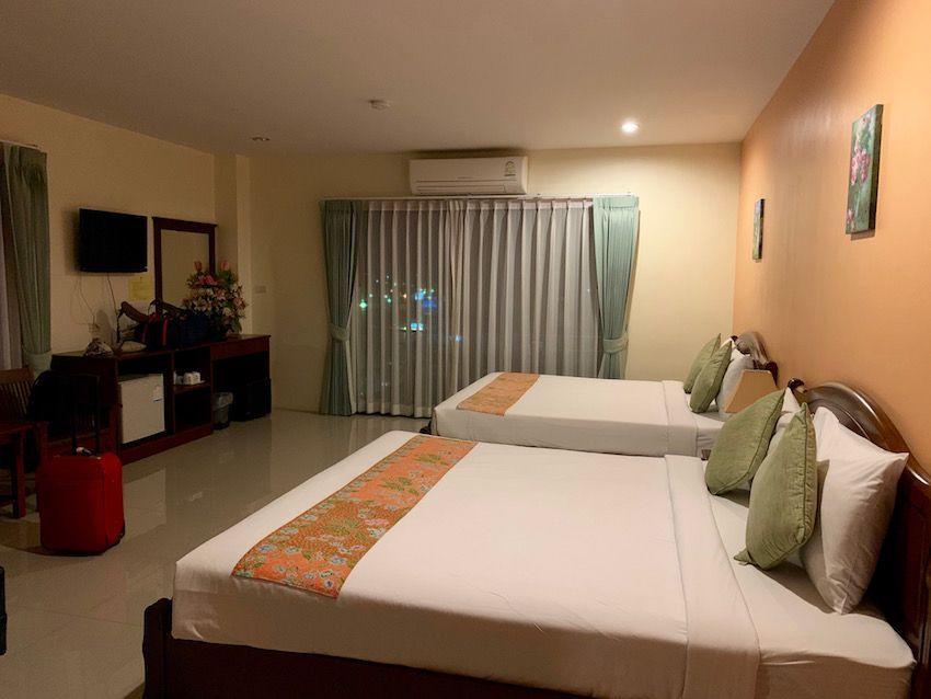 Hotel en Krabi Town