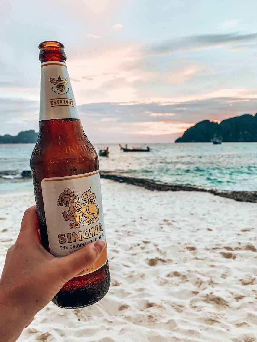 qué ver en las islas Phi Phi