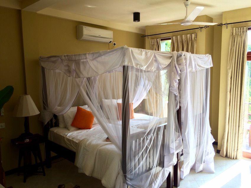 Hotel en Unawatuna