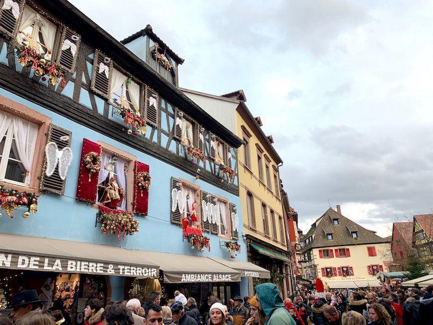 ruta por la Alsacia