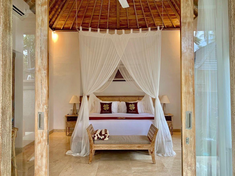Hoteles en Ubud