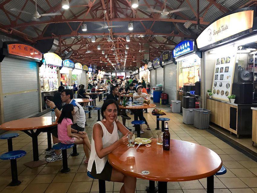 viaje a Singapur y Tailandia