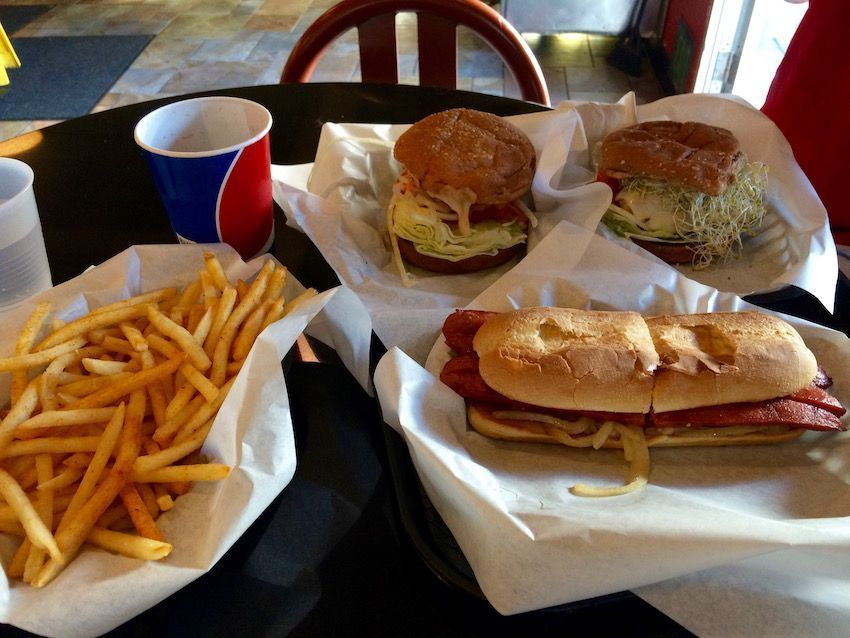 Firestone Grill (San Luis Obispo)