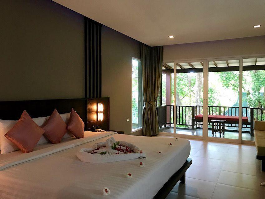 Hotel en Railay