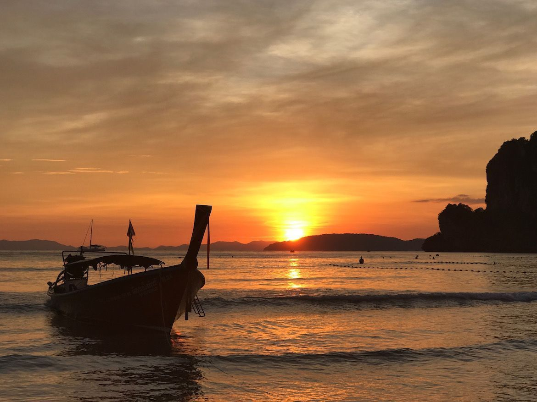 Viajar a Singapur y Tailandia