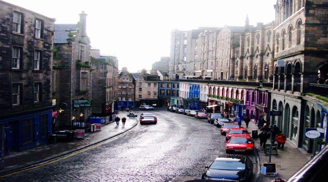 Free Tour en Edimburgo