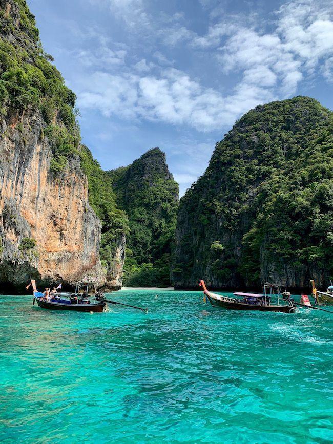 Maya Bay (Islas Phi Phi)