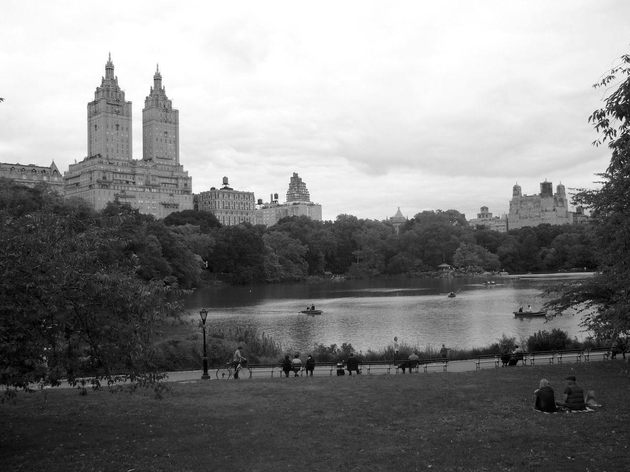 Recorrer Central Park en bici