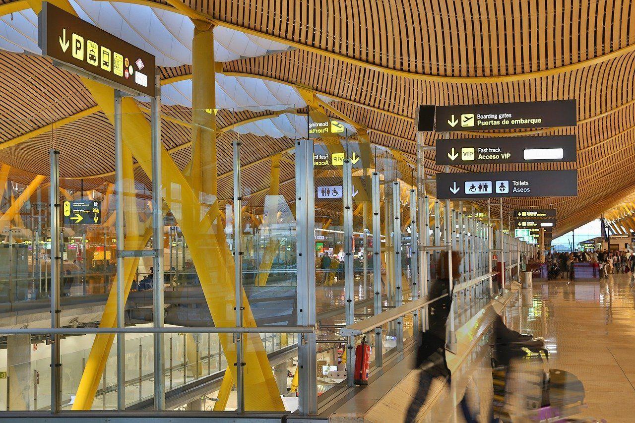 cómo ir del aeropuerto de Madrid al centro
