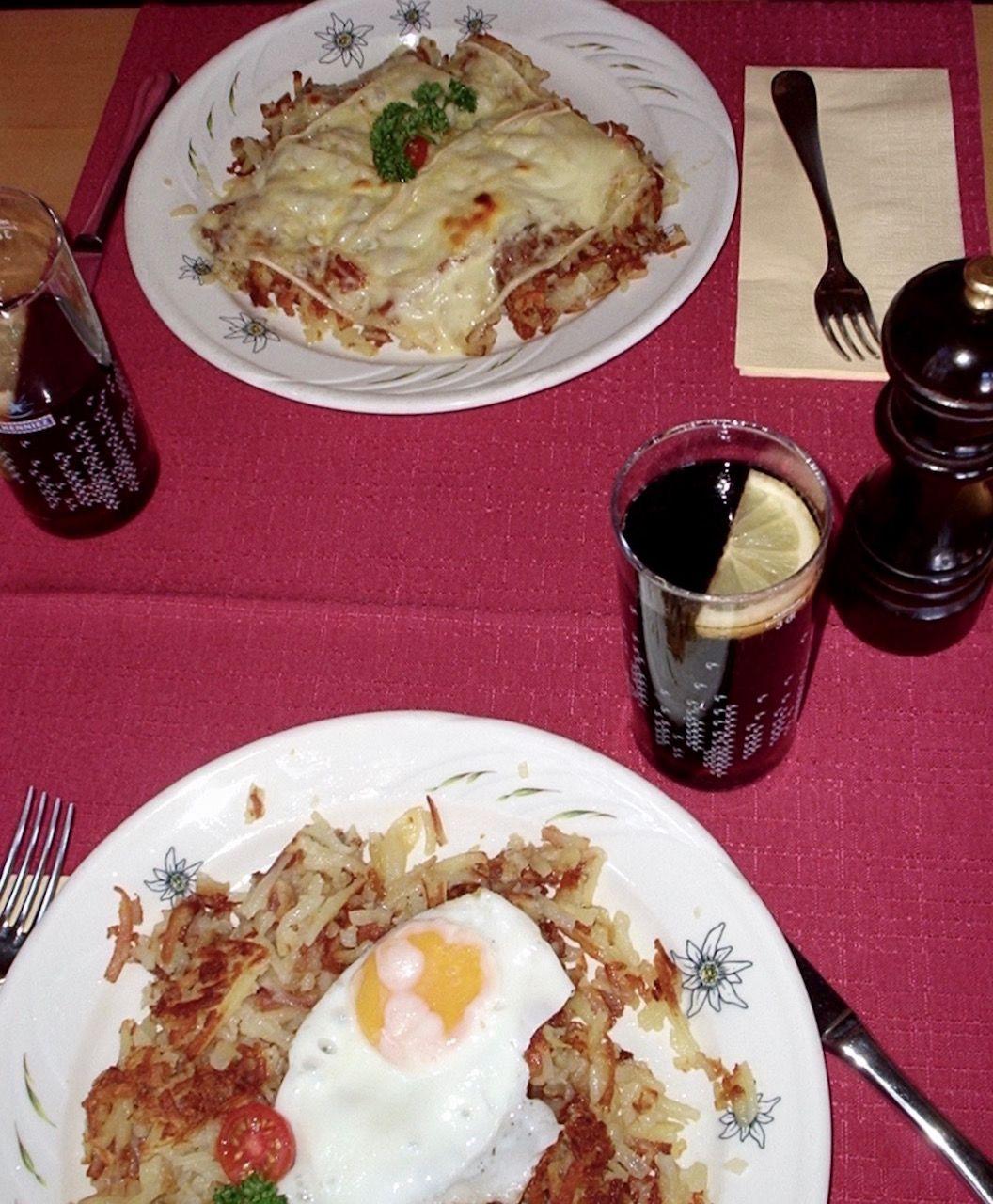 Rötti, plato típico suizo